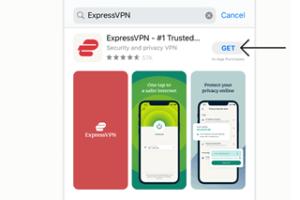 VPN in iOS