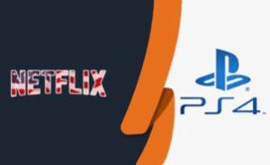 VPN Netflix on PS4