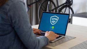 VPN server at home