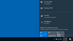VPN in Windows 10 2