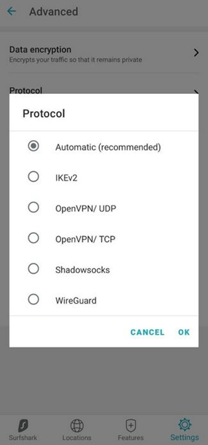 What Protocols Does Surfshark VPN Use?