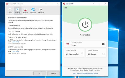 How Does ExpressVPN Works On Windows?