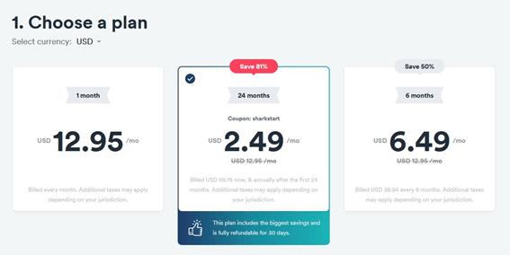 How Does Surfshark VPN Billing Works?